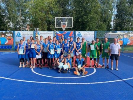 Кубок Смоленской области по уличному баскетболу г. Десногорск