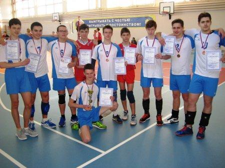Традиционный турнир по волейболу «Крылатый мяч»