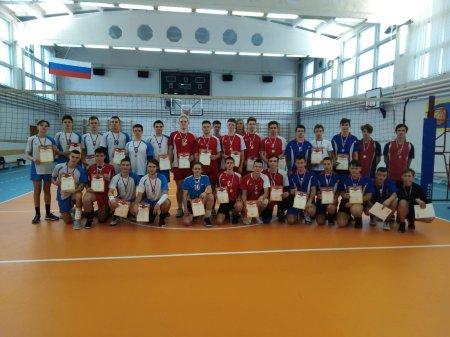 Первенство Смоленской области по волейболу