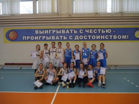 Открытый Новогодний турнир по баскетболу