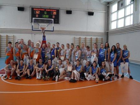 Открытый Чемпионат Смоленской области по баскетболу памяти ЗТР Г.С.Фомина