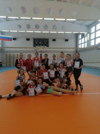Турнир по волейболу «Встреча друзей»