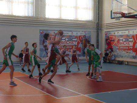 Первенство города Смоленска по баскетболу