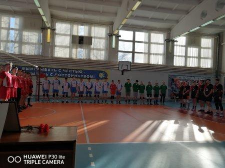 Открытый турнир по волейболу имени Героя Российской Федерации А.Б. Буханова