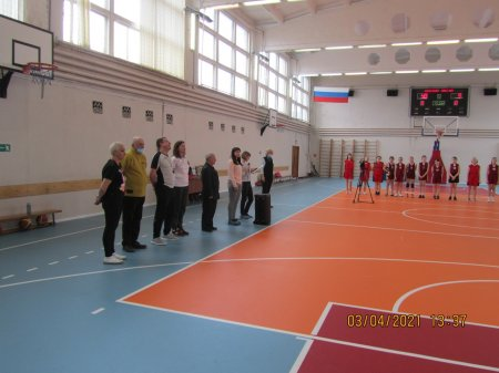 Открытый турнир по баскетболу