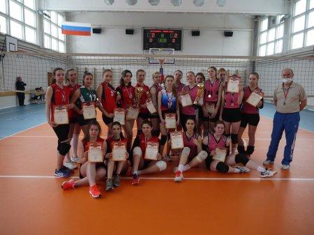 36-я Спартакиада учащихся Смоленской области по волейболу