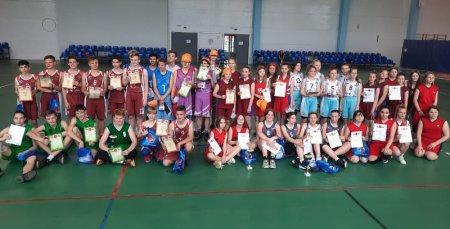 Турнир по баскетболу 3х3 для девушек и юношей