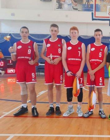 Турнир по баскетболу 3х3 г. Десногорск